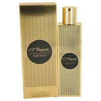 Noble Wood By St Dupont 3.3 oz Eau De Parfum Spray Unisex