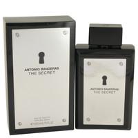 The Secret By Antonio Banderas 6.7 oz Eau De Toilette Spray for Men