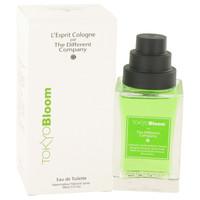 Tokyo Bloom By The Different Company 3 oz Eau De Toilette Spray Unisex