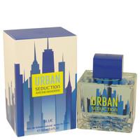 Urban Seduction Blue By Antonio Banderas 3.4 oz Eau De Toilette Spray for Men