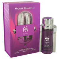 Vm By Victor Manuelle 3.4 oz Eau De Toilette Spray for Men