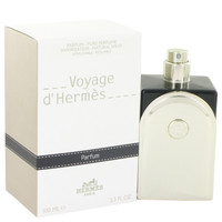 Voyage D'Hermes By Hermes 3.3 oz Pure Perfume Refillable Unisex