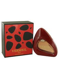Red By Vermeil 3 oz Eau De Parfum Spray for Women