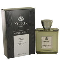 Yardley Gentleman Classic By Yardley London 3.4 oz Eau De Toilette Spray for Men