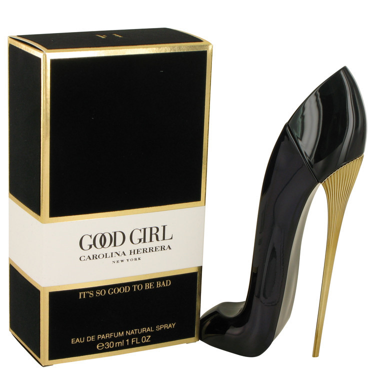 Good Girl By Carolina Herrera Eau De Parfum Spray 1 Oz For Women