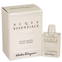 Acqua Essenziale Colonia by Salvatore Ferragamo 0.17 oz Mini EDT for Men