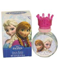 Disney Frozen by Disney 1 oz Eau De Toilette Spray for Women