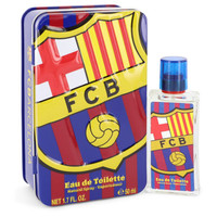 FC Barcelona by Air Val International 1.7 oz Eau De Toilette Spray for Men