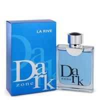 La Rive Dark Zone by La Rive 3 oz Eau De Toilette Spray for Men