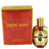 Iron Man by Marvel 3.4 oz Eau De Toilette Spray for Men