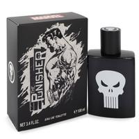 The Punisher by Marvel 3.4 oz Eau De Toilette Spray for Men