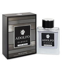 Adolfo Classic by Francis Denney 3.4 oz Eau De Toilette Spray for Men