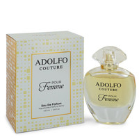 Adolfo Couture Pour Femme by Adolfo 3.4 oz Eau De Parfum Spray for Women