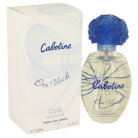 Cabotine Eau Vivide by Parfums Gres 3.4 oz Eau De Toilette Spray for Women