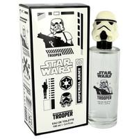 Star Wars Stormtrooper 3D by Disney 3.4 oz Eau De Toilette Spray for Men