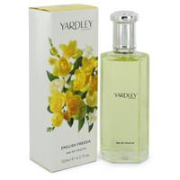 English Freesia by Yardley London 4.2 oz Eau De Toilette Spray for Women