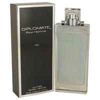 Diplomate Pour Homme by Paris Bleu 3.3 oz Eau De Toilette Spray for Men