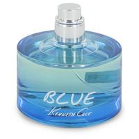 Kenneth Cole Blue by Kenneth Cole 1.7 oz Eau De Toilette Spray (Tester) for Men