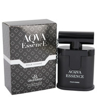 Aqua Essence Pour Homme by Jean Rish 3.4 oz Eau De Toilette Spray for Men