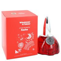 Whatever It Takes Kesha by Whatever it Takes 3.4 oz Eau De Parfum Spray for Women