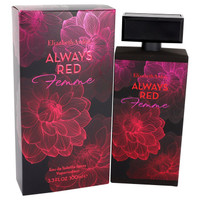 Always Red Femme by Elizabeth Arden 3.3 oz Eau De Toilette Spray for Women