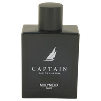 Captain by Molyneux 3.4 oz Eau De Parfum Spray (Tester) for Men