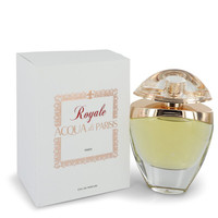 Acqua Di Parisis Royale by Reyane Tradition 3.3 oz Eau De Parfum Spray for Women