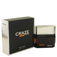 Armaf Craze Noir by Armaf 3.4 oz Eau De Parfum Spray for Men