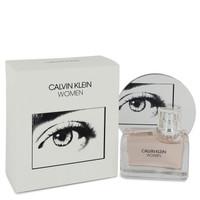 Calvin Klein Woman by Calvin Klein 1.7 oz Eau De Parfum Spray for Women