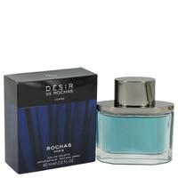 Desir De Rochas by Rochas 2 oz Eau De Toilette Spray for Men