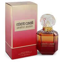Roberto Cavalli Paradiso Assoluto by Roberto Cavalli 1.7 oz Eau De Parfum Spray for Women