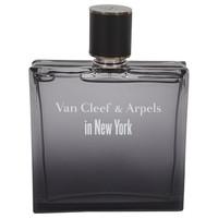 Van Cleef in New York by Van Cleef & Arpels 4.2 oz Eau De Toilette Spray (Tester) for Men