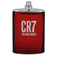 Cristiano Ronaldo CR7 by Cristiano Ronaldo 3.4 oz Eau De Toilette Spray (Tester) for Men