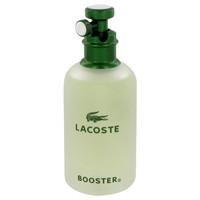 BOOSTER by Lacoste 4.2 oz Eau De Toilette Spray (Tester) for Men