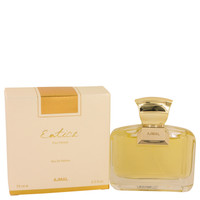 Ajmal Entice by Ajmal 2.5 oz Eau De Parfum Spray for Women
