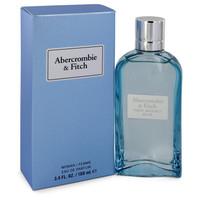 First Instinct Blue by Abercrombie & Fitch 3.4 oz Eau De Parfum Spray for Women