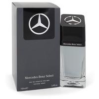 Mercedes Benz Select by Mercedes Benz 3.4 oz Eau De Toilette Spray for Men