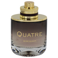 Quatre Absolu De Nuit by Boucheron 3.3 oz Eau De Parfum Spray (Tester) for Women