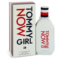 Tommy Girl Now by Tommy Hilfiger 3.4 oz Eau De Toilette Spray for Women