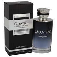 Quatre Absolu De Nuit by Boucheron 3.3 oz Eau De Parfum Spray for Men