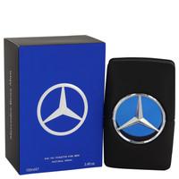 Mercedes Benz Man by Mercedes Benz 3.4 oz Eau De Toilette Spray for Men