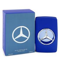 Mercedes Benz Man Blue by Mercedes Benz 3.4 oz Eau De Toilette Spray for Men