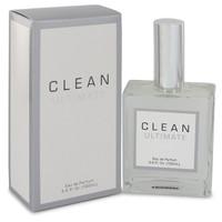 Clean Ultimate by Clean 3.4 oz Eau De Parfum Spray for Women