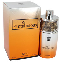 Ajmal Fantabulous by Ajmal 2.5 oz Eau De Parfum Spray for Women