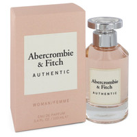 Abercrombie & Fitch Authentic by Abercrombie & Fitch 3.4 oz Eau De Parfum Spray for Women