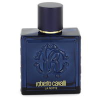 Roberto Cavalli La Notte by Roberto Cavalli 3.4 oz Eau De Toilette Spray (Tester) for Men