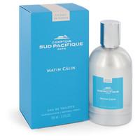 COMPTOIR SUD PACIFIQUE Matin Calin by COMPTOIR SUD PACIFIQUE 3.3 oz Eau De Toilette Spray for Women