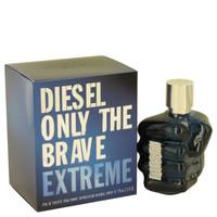 Only The Brave Extreme by Diesel 2.5 oz Eau De Toilette Spray for Men