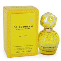 Daisy Dream Sunshine by Marc Jacobs 1.7 oz Eau De Toilette Spray for Women