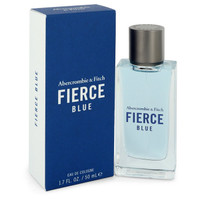 Fierce Blue by Abercrombie & Fitch 1.7 oz Cologne Spray for Men